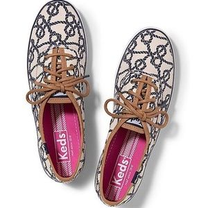 Keds Champion Knot Sneakers Size 5.5